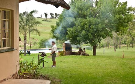 Badplaas, A Forever Resort | Holiday destination near eManzana and Carolina | leisure, corporate, conference, weddings, hotel, accommodation, health hydro, spa, water park | Mpumalanga | South Africa: 1-Bedroom Rondavel (4 single beds)