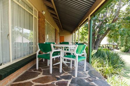 Badplaas, A Forever Resort | Holiday destination near eManzana and Carolina | leisure, corporate, conference, weddings, hotel, accommodation, health hydro, spa, water park | Mpumalanga | South Africa: 4-Bedroom Guest House (1 double bed, 6 single beds & sleeper couch)
