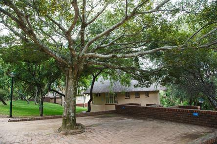 Badplaas, A Forever Resort | Holiday destination near eManzana and Carolina | leisure, corporate, conference, weddings, hotel, accommodation, health hydro, spa, water park | Mpumalanga | South Africa: 4-Sleeper Rondavel. 2 bedrooms (1 double & 2 single rooms)