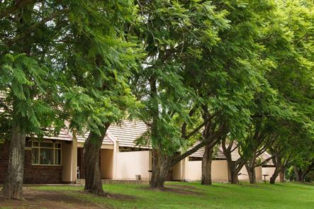 Badplaas, A Forever Resort | Holiday destination near eManzana and Carolina | leisure, corporate, conference, weddings, hotel, accommodation, health hydro, spa, water park | Mpumalanga | South Africa: 4-Sleeper Chalet. 2 bedrooms (1 double bed & 2 single beds)